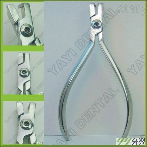 Orthodontic Pliers - Distal End Cutter